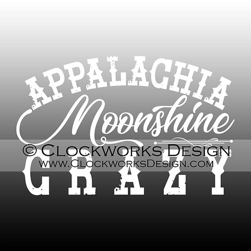 Decal,Appalachia-Moonshine-Crazy,Eric-Chirch,lyrics,country-Song,-funny