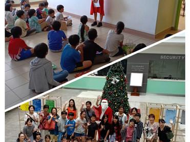 平成30年度2学期終業式&クリスマスイベント