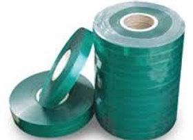 "1"" x 150' .08mm Green Hand Tie Tape 48/box"