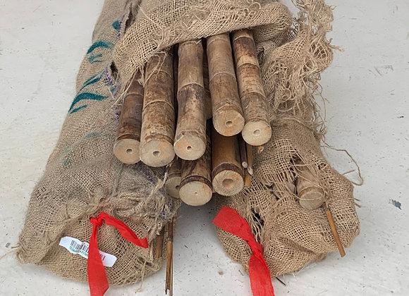 22' x 1.25' Calcutta Cane Pole (Bale of 20)