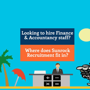 Looking to hire Finance & Accountancy staff?