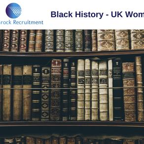Black History - UK Women