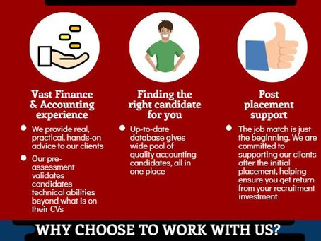 Choosing a Recruitment Agency? Why choose us