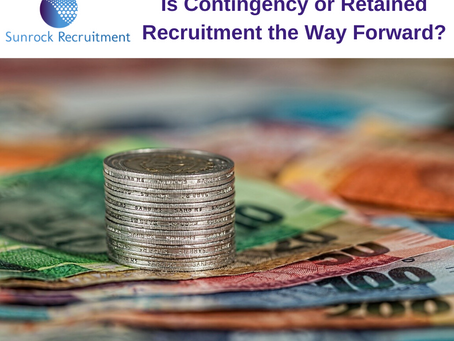 Is Contingency or Retained Recruitment the Way Forward?