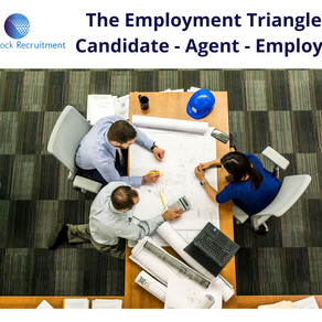 The Employment Triangle: Candidate - Agent - Employer