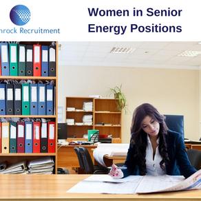Women in Senior Energy Positions