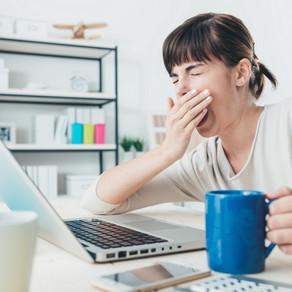 Sleep deprived? Employers advice