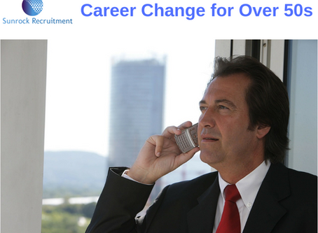 Career Change for Over 50s