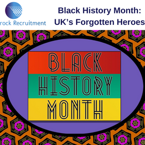Black History Month UK's Forgotten Heroes