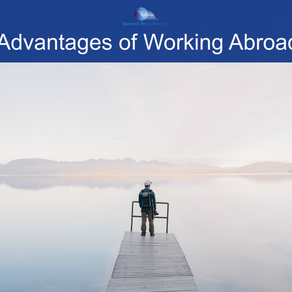 Advantages of Working Abroad
