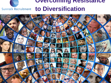 Overcoming Resistance to Diversification