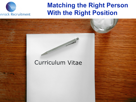 Matching the Right Person With the Right Position