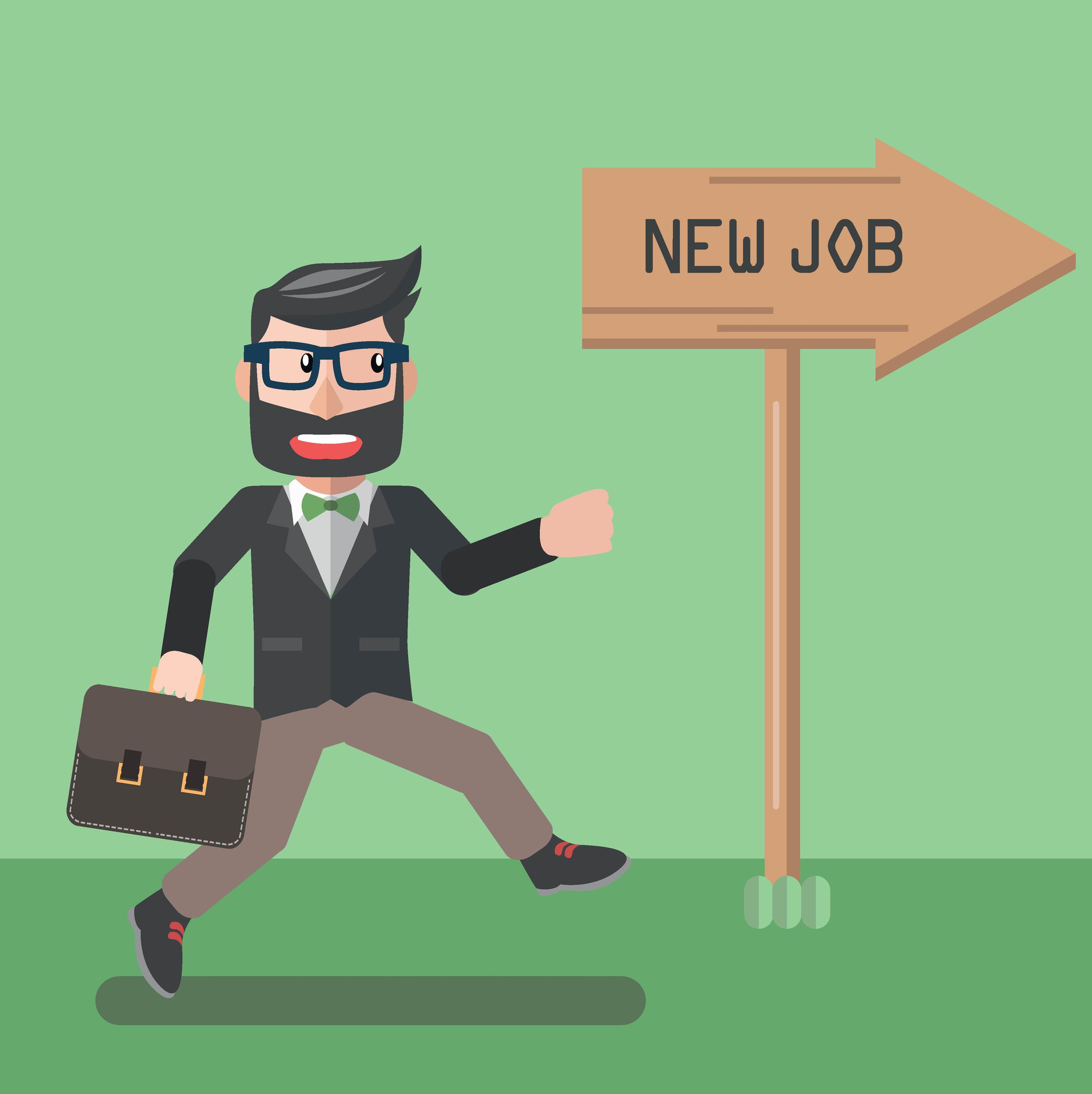 starting a new job tips