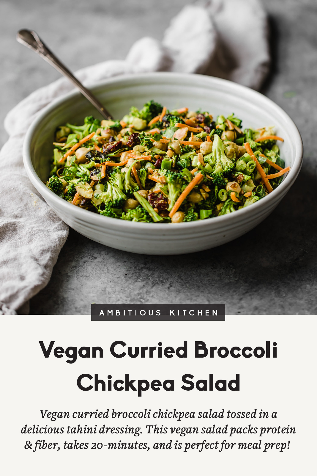 broccoli curry chickpea