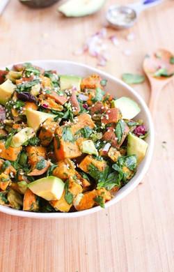 Roasted-Sweet-Potato-Salad