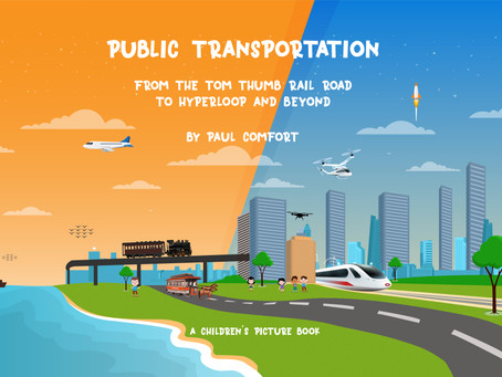 Book Review: Public Transportation: A Children's Book By Paul Comfort