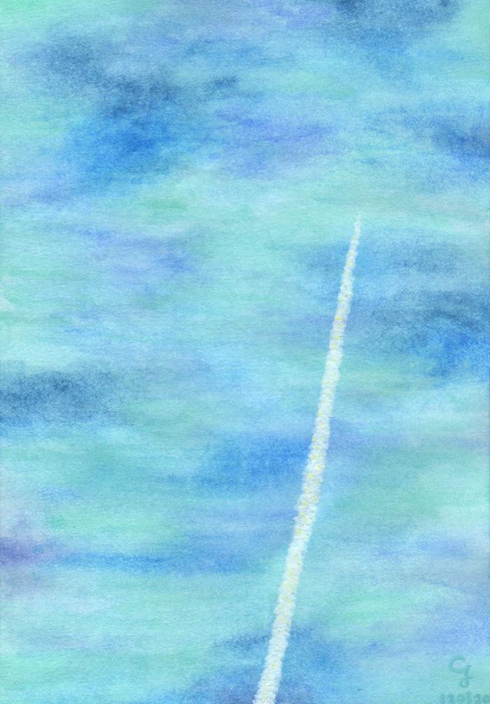 120320飛機‧雲