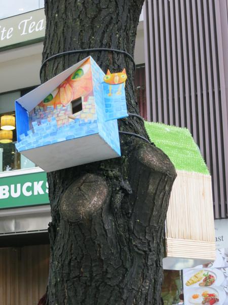 台中勤美綠圈圈夏日藝術祭_為城市加溫_百鳥開店計畫@克里斯多插畫森林_34