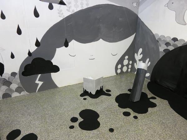 2014台中微笑吧夏天青春插畫設計展@克里斯多插畫森林_10