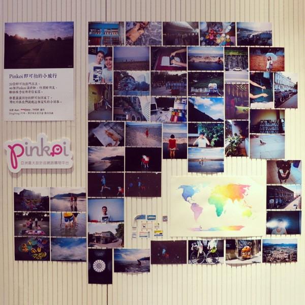 Pinkoi設計師的旅行筆記@克里斯多插畫森林_4