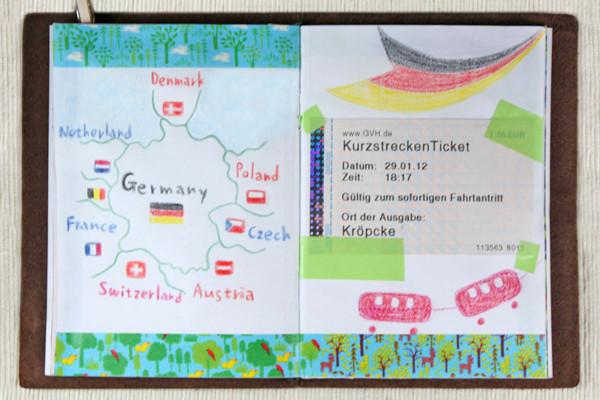 Pinkoi設計師的旅行筆記@克里斯多插畫森林_17