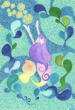 美人魚的擁抱 The Embrace of the Mermaid
