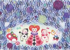 愛麗絲夢遊仙境記 Alice in Wonderland