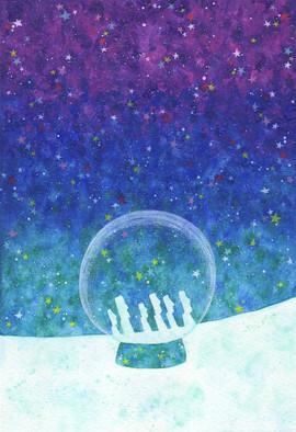 冬之靜謐 Winter Silence