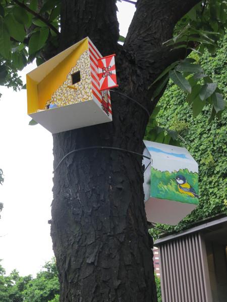 台中勤美綠圈圈夏日藝術祭_為城市加溫_百鳥開店計畫@克里斯多插畫森林_27