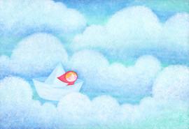 雲中航行 Sailing in the Cloud