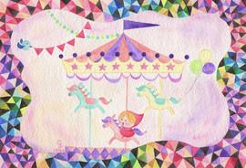 旋轉木馬 Merry-Go-Round