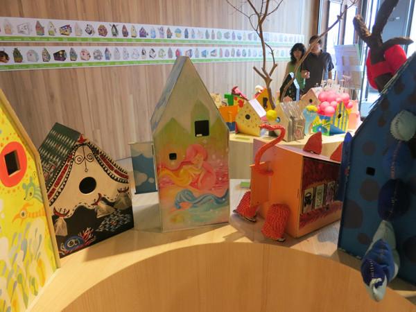 台中勤美綠圈圈夏日藝術祭_為城市加溫_百鳥開店計畫@克里斯多插畫森林_12