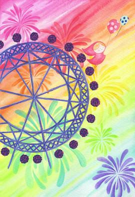 夢想摩天輪 The Ferris Wheel