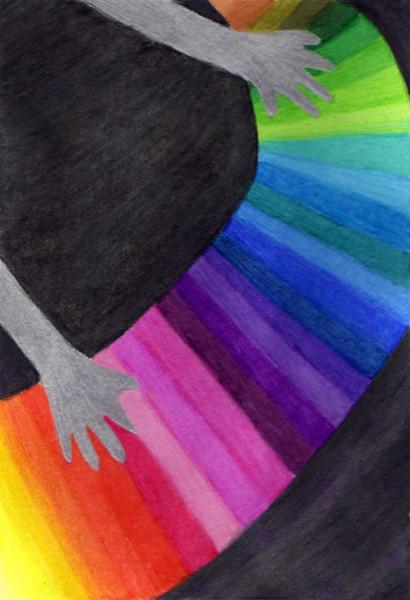 CARAN d'ACHE卡達水彩色鉛筆@克里斯多插畫森林