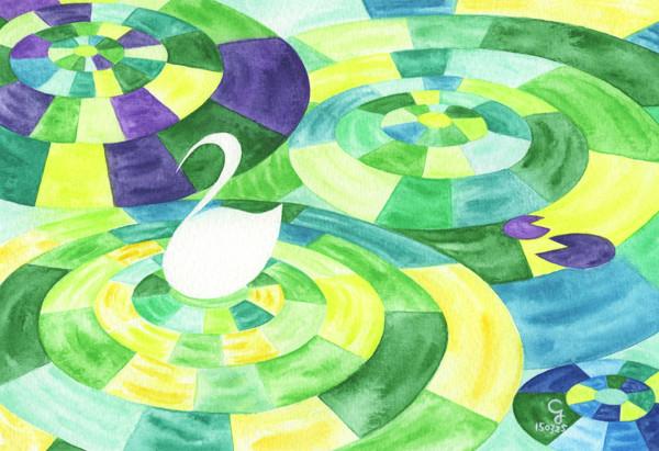 ripple@克里斯多插畫森林