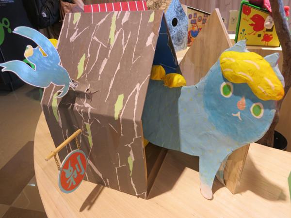 台中勤美綠圈圈夏日藝術祭_為城市加溫_百鳥開店計畫@克里斯多插畫森林_20