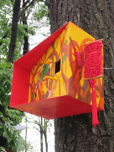 台中勤美綠圈圈夏日藝術祭_為城市加溫_百鳥開店計畫@克里斯多插畫森林_32