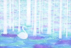 森林裡的天鵝 The Swan in the Forest