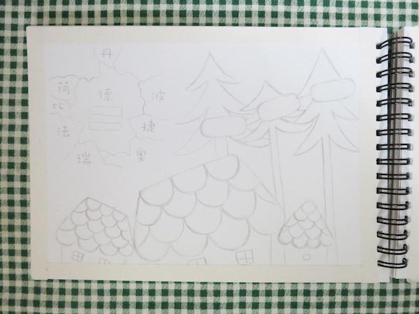 文具手帖@克里斯多插畫森林_3