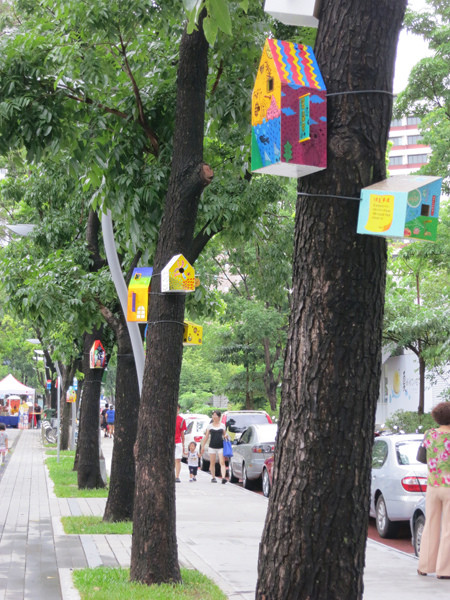 台中勤美綠圈圈夏日藝術祭_為城市加溫_百鳥開店計畫@克里斯多插畫森林_26