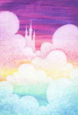 雲中之城 The Castle in the Cloud