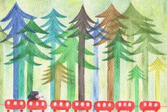 童話列車 On the Fairytale Train