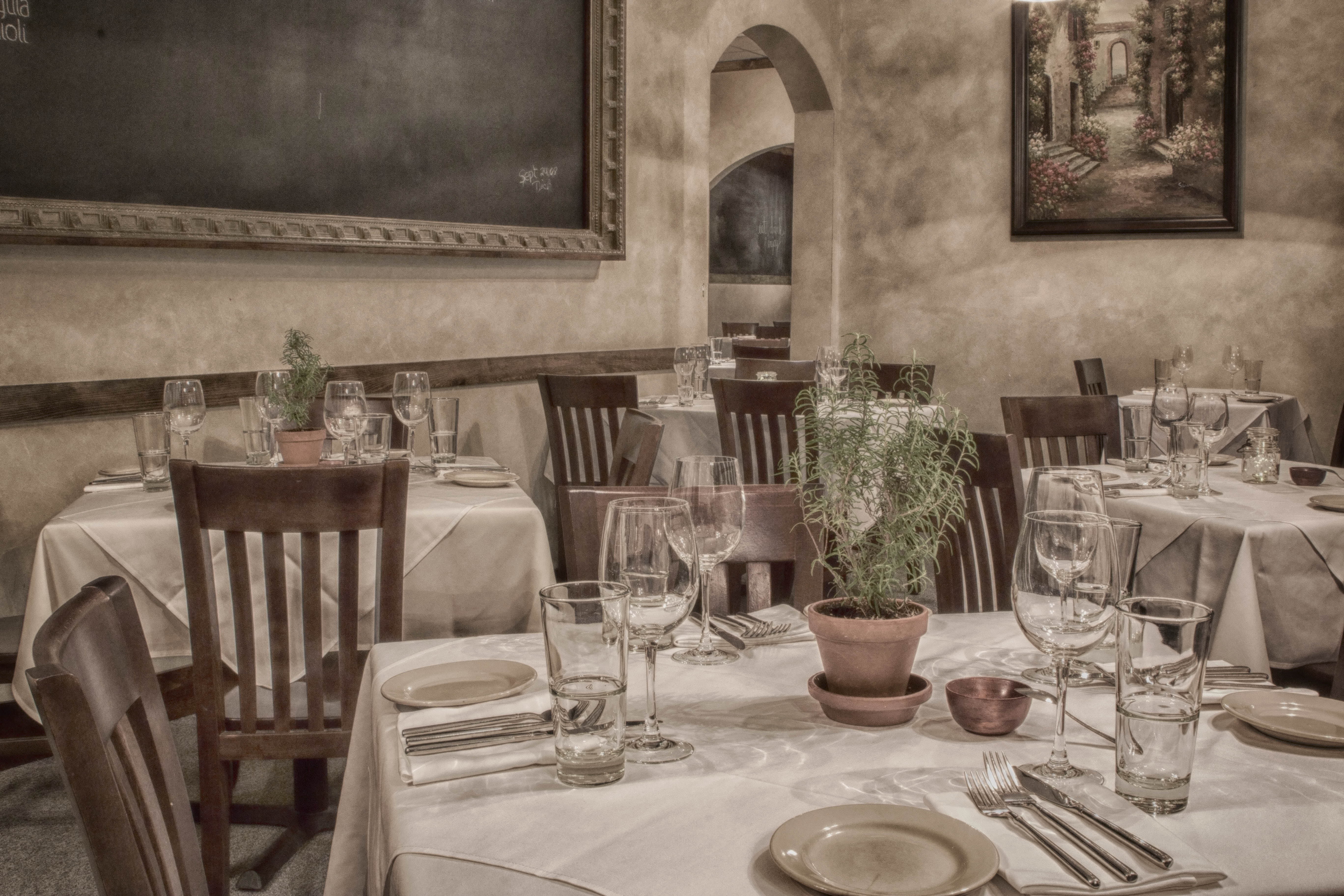 Trattoria Dining Room