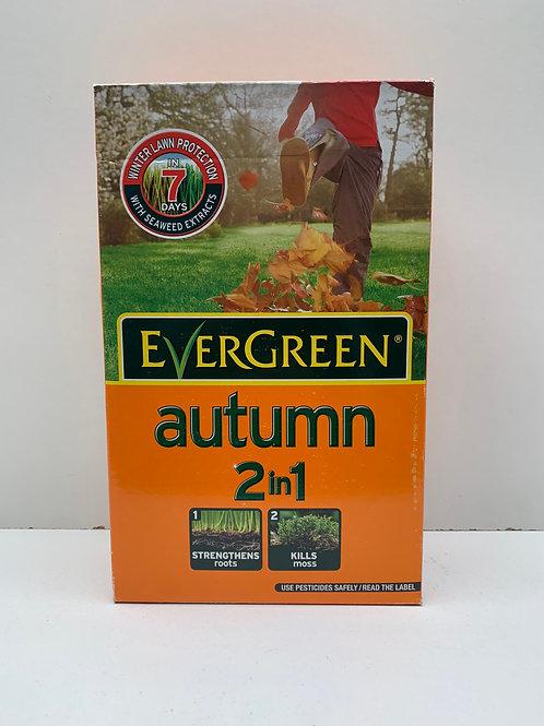 Evergreen 2in1 Autumn Grass Treatment