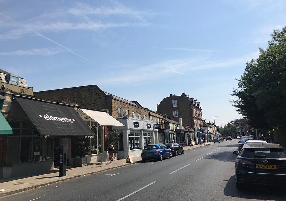 Teddington High Street
