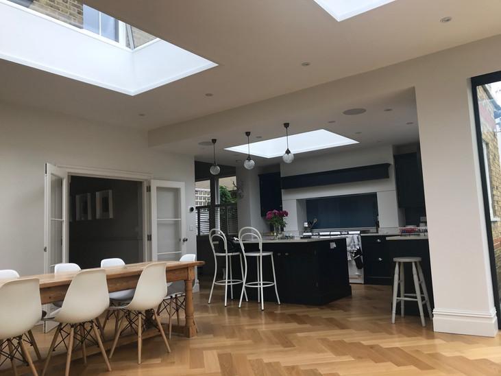 Teddington Edwardian house extension
