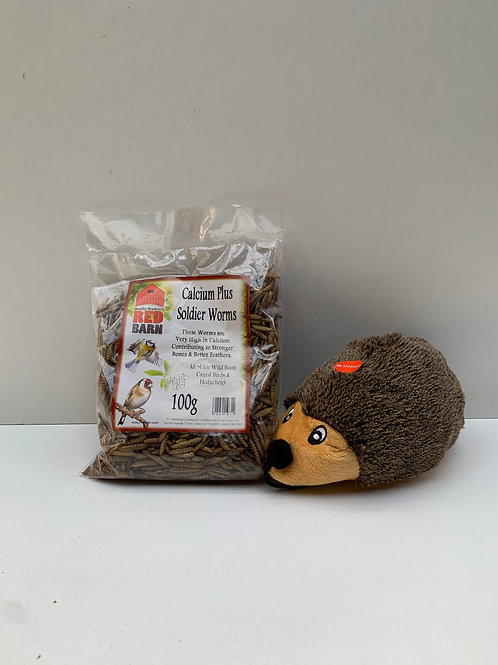 Hedgehog and Bird Food