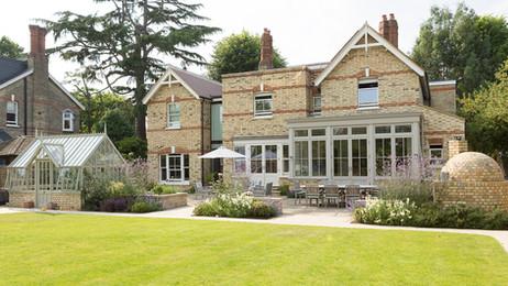 New annex for Victorian Teddington House