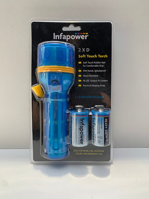 Infapower Soft Touch Torch