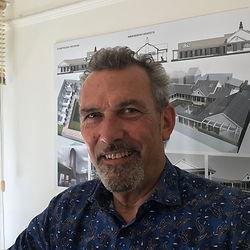 Simon Merrony Portrait